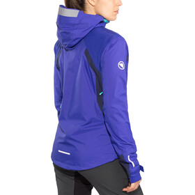 Endura MT500 II Wasserdichte Jacke Damen cobalt blue